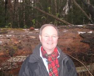 Konsulten för klimatstöd Erik Sandström