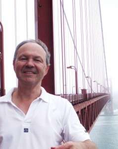 EU bidrag Erik på Golden Gate-bron